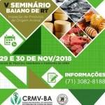 CRMV-BA REALIZARÁ CURSO DE RESPONSABILIDADE TÉCNICA